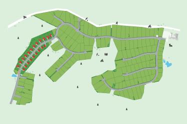 Medové lúky, stavebné pozemky